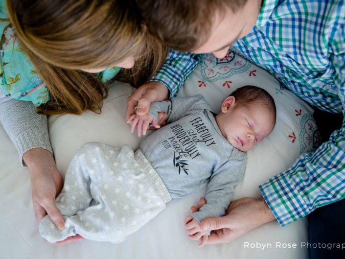 Baby Jonty @ Home