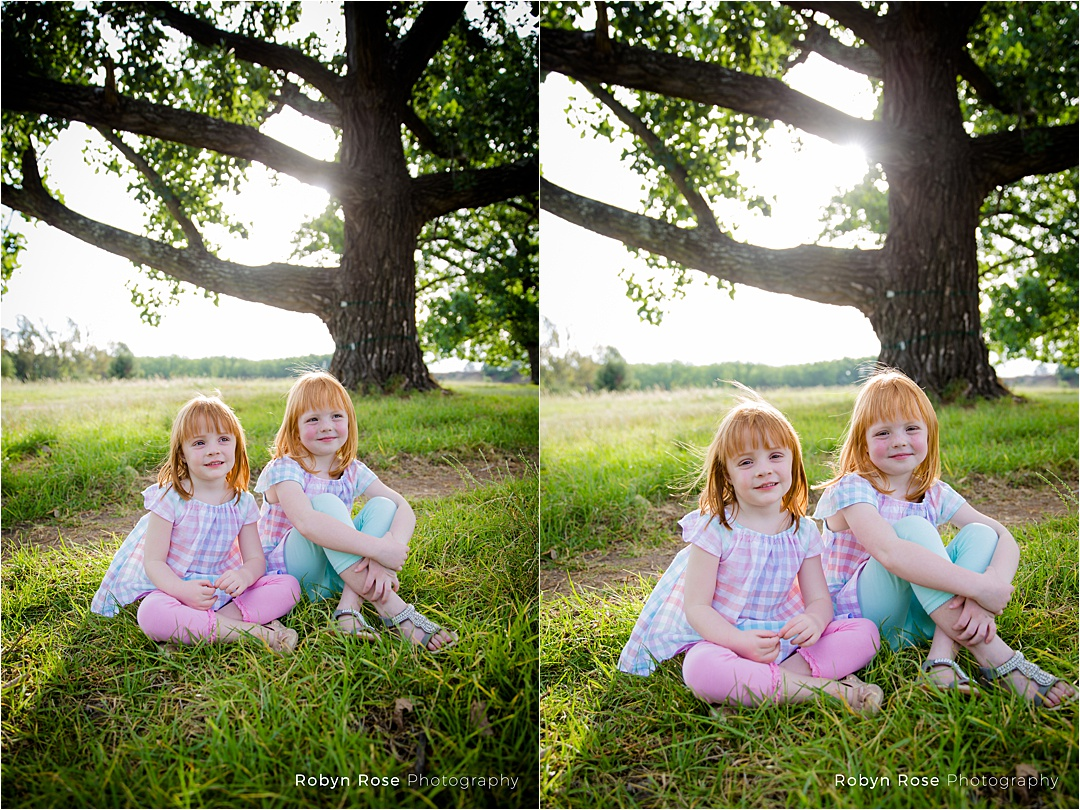 Red heads, family photo shoot, johannesburg family photographer