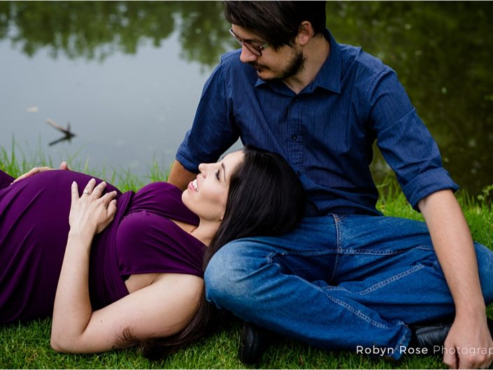 Derek & Tris' Maternity Session