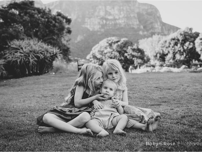 Cape Town session with the Schroeder Family